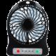 FAN-300 ventilátor USB 5V/4W s baterií 2000mAh