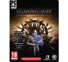 Middle-Earth: Shadow of War - Gold Edition (PC) - PC