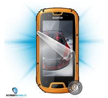Screenshield fólie na displej pro Aligator RX430 eXtremo Dual SIM - ALG-RX430-D