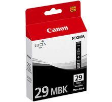 Canon PGI-29 MBK, matná černá - 4868B001
