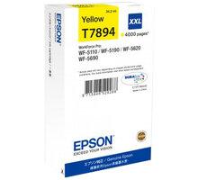 Epson C13T789440, žlutá