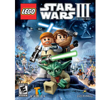 LEGO: Star Wars III: Clone Wars - PS3 - C1505322