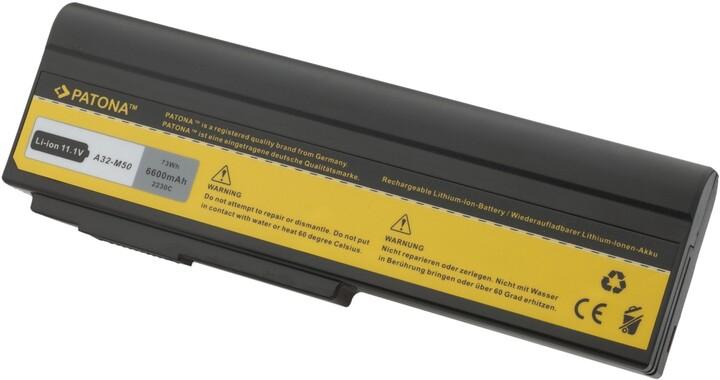 Patona baterie pro ASUS, A32-M50 6600mAh 11,1V