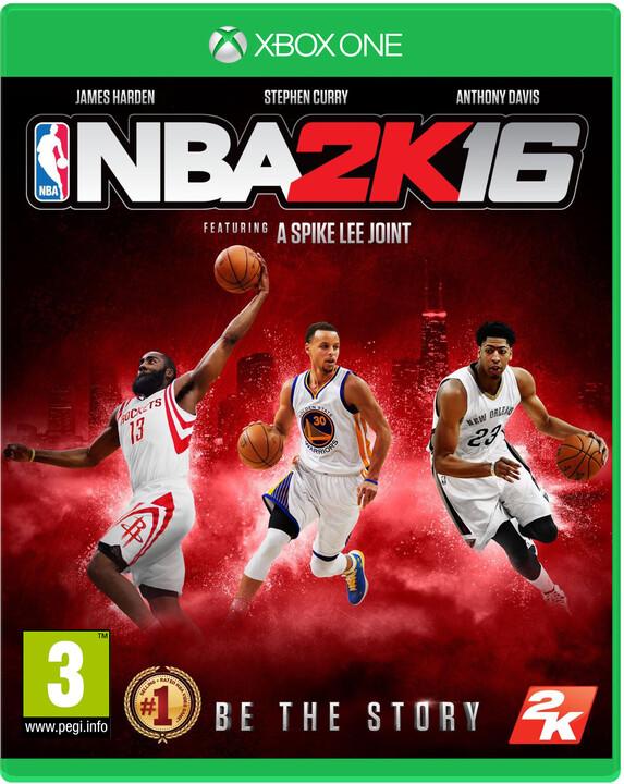 NBA 2K16 - Michael Jordan Edition - XONE
