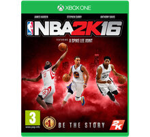 NBA 2K16 - Michael Jordan Edition - XONE - 5026555296984