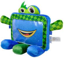 Wise Pet ochranný a zábavný dětský obal - plyšová hračka na tablet - Checker - WSP-900208