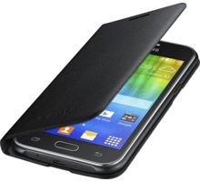 Samsung pouzdro EF-FJ100B pro Galaxy J1 (J100), černá(2015) - EF-FJ100BBEGWW