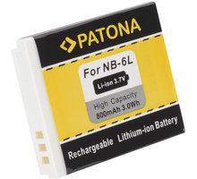 Patona baterie pro Canon, NB-6L 800mAh Li-Ion 3.6V - PT1006