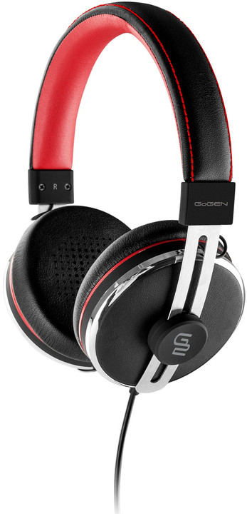 Gogen HC 01R, červená/černá