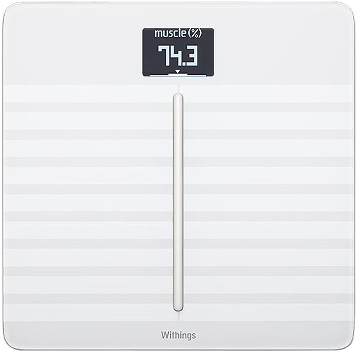 Withings Body Cardio, bílá