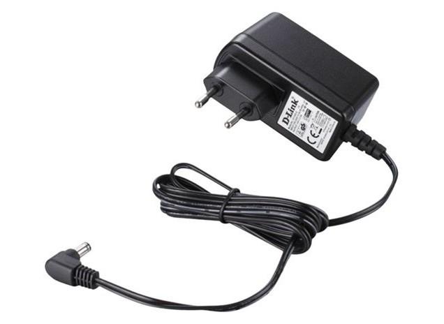 D-Link External DC Power Supply Adapter 5V / 2.5A (Euro plug)