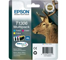 Epson C13T13064010, multipack