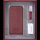 Madsen flipové pouzdro pro Apple iPhone 6/6s, červená