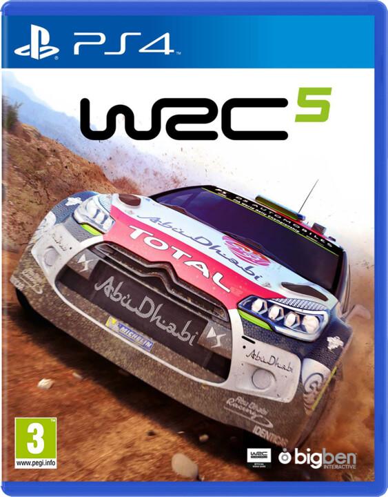 WRC 5 - PS4