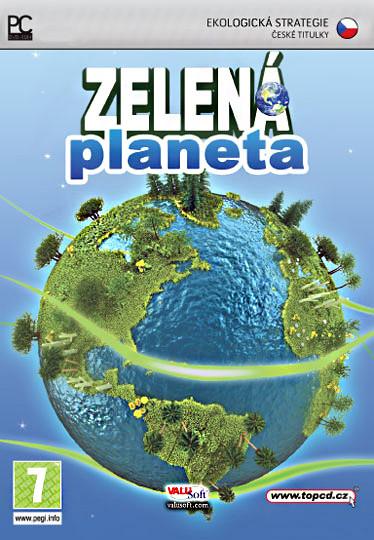 ZELENÁ Planeta - PC
