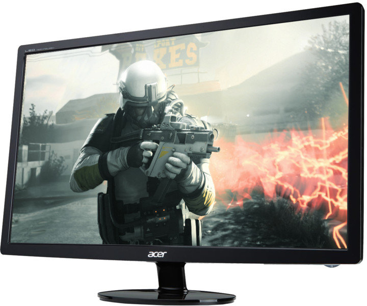 Acer S241HLCbid - LED monitor 24""