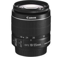 Canon EF-S 18-55mm f/3.5-5.6 IS II - 5121B005AA