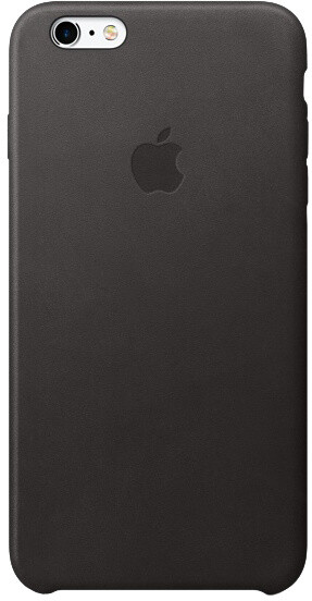 Apple iPhone 6s Plus Leather Case, černá