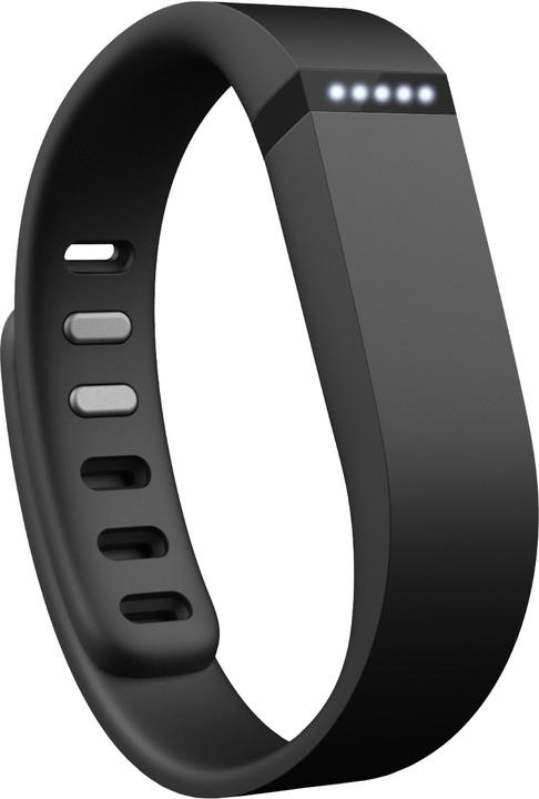 Fitbit příslušenství pro Flex náhradní pásek - Black - Small