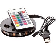 OPTY USB LED pás 110cm, RGB, dálkový ovladač - OPTY 110SR