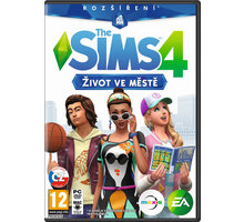 The Sims 4: Život ve městě (PC) - PC