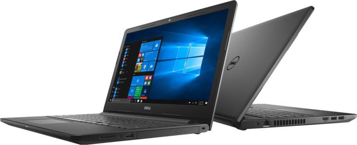 Dell Inspiron 15 (3567), černá