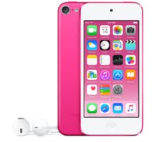 Apple iPod touch - 64GB, růžová, 6th gen. - MKGW2HC/A