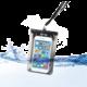 """CELLY Splash Bag univerzální voděodolné pouzdro pro telefony 5,7 """", černé"""