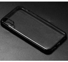 EPICO BRIGHT pružný plastový kryt pro iPhone 8 - černý - 24310101300002 + EPICO Nabíjecí/Datový Micro USB kabel EPICO SENSE CABLE