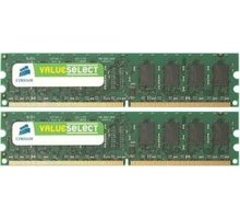 Corsair Value 4GB (2x2GB) DDR2 800 CL 5 - VS4GBKIT800D2