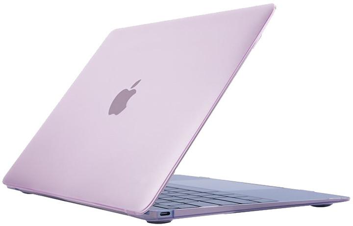 KMP ochranný obal pro 12'' MacBook, 2015, růžová