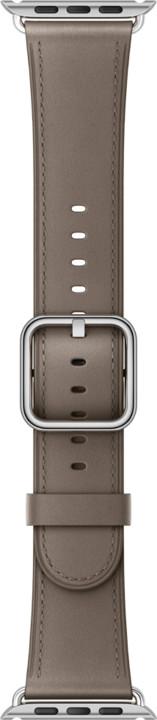 Apple watch náramek 38mm Taupe Classic Buckle