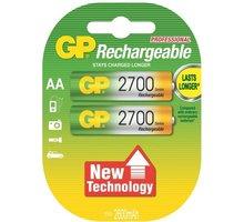 GP 2700 AA Ni-MH 2600mAh, 2 ks - 1032212130