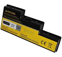 Patona baterie pro ntb LENOVO ThinkPad W700/W701 6600mAh Li-Ion 10,8V - PT2786