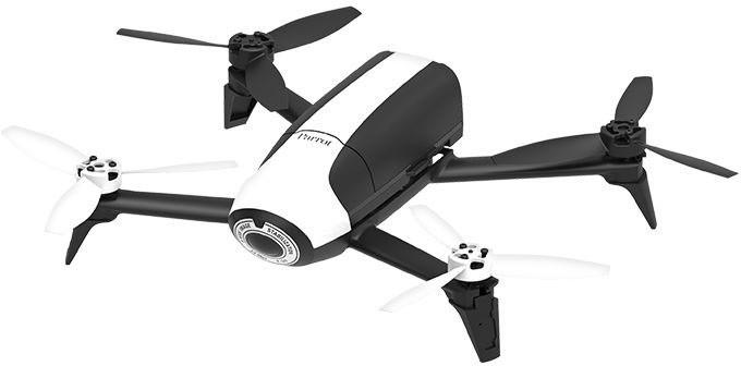 Parrot Bebop Drone 2 - White & SkyController, černá