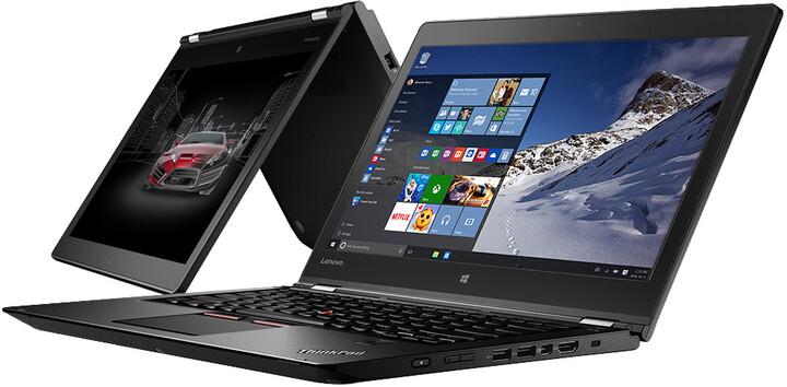 Lenovo ThinkPad P40 Yoga, černá