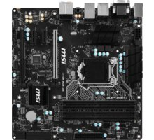 MSI Z170M MORTAR - Intel Z170