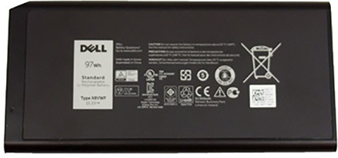 Dell baterie, 6-cell, 97Wh LI-ON pro Latitude 14 Rugged 7404/5404