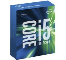 Intel Core i5-6600K - BX80662I56600K + Kupon na PC hru Halo Wars 2 v ceně 1449,-Kč platný od 21.2 do 31.7.2017