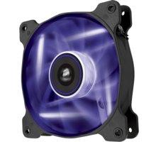 Corsair Air Series AF120 Quiet LED Purple Edition, 120mm - CO-9050015-PLED