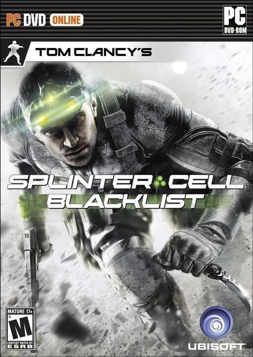 Splinter Cell: Blacklist (PC)