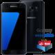Samsung Galaxy S7 - 32GB, černá  + Samsung EF-CG930PS Flip S-View Galaxy S7, Silver (v ceně 799,-) + Cashback Samsung - získej 2500 Kč zpět