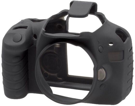 Easy Cover silikonový obal pro Canon 550D, černá