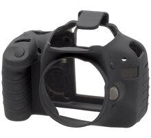 Easy Cover silikonový obal pro Canon 550D, černá - ECC550D