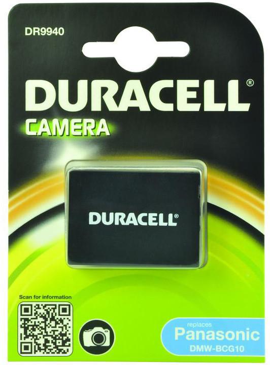 Duracell baterie alternativní pro Panasonic DMW-BCG10