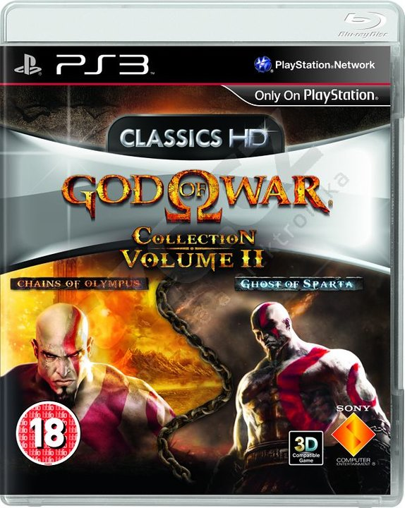 God of War Collection 2 - PS3