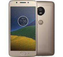 Lenovo Moto G5 - 16GB, LTE, zlatá - PA610040CZ