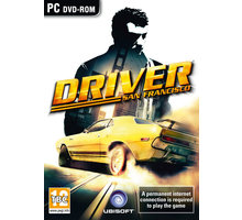 Driver San Francisco - PC - USPC00525