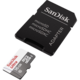 SanDisk Micro SDHC Ultra Android 16GB 48MB/s UHS-I + SD adaptér