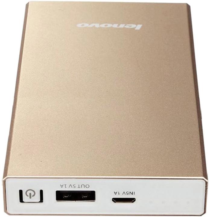 Lenovo MP1260 12000 mAh zlatá (EU Blister)